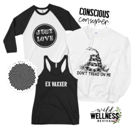 Shirts, Stickers, & More!